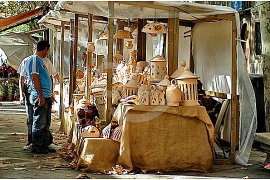 craft tour to Inca market