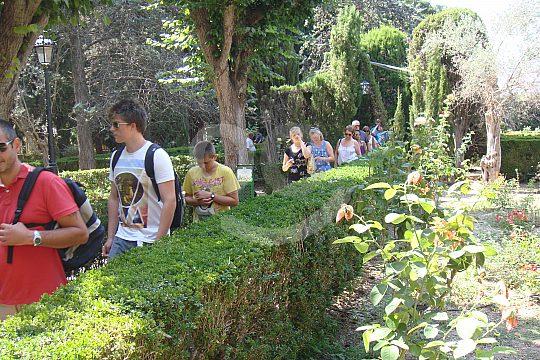guided walking tour Valldemossa