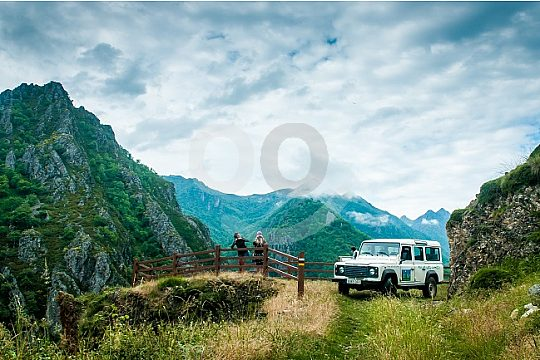 jeep tour in the Picos de Europa National Park