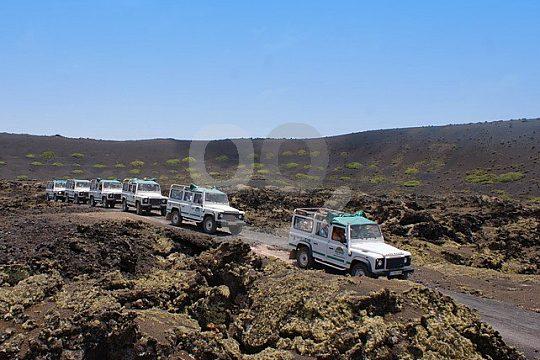 Lanzarote North jeep safari
