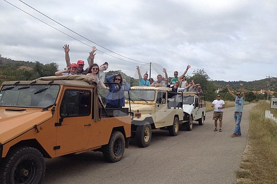 Jeep Safari Algarve Tour