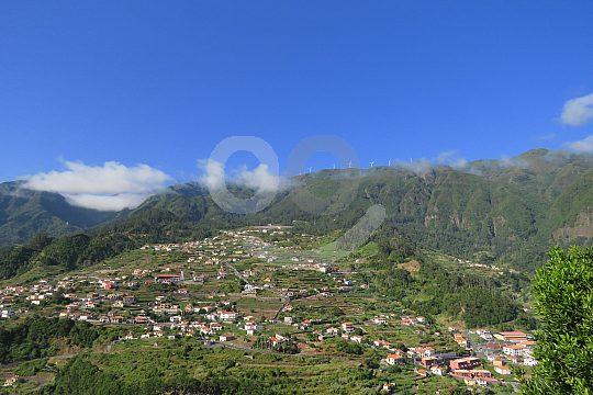 northeast of Madeira