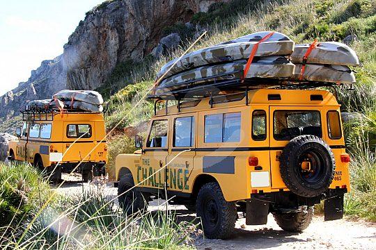 Jeep Safari Mallorca adventure