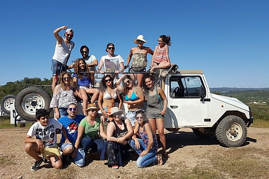 Jeep Safari Albufeira Group