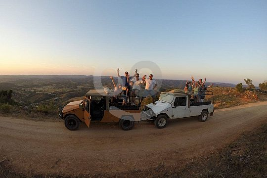 Jeep Safari Sunset Albufeira