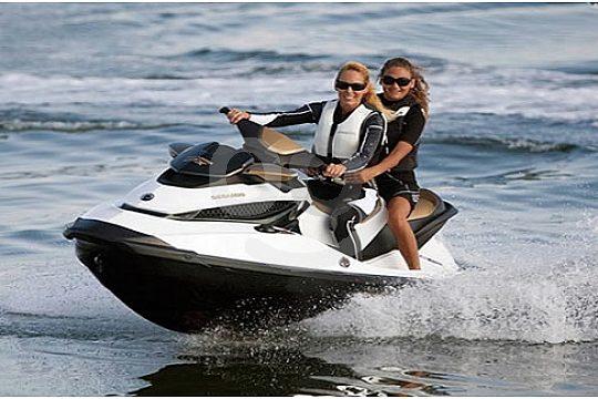 Jetski ride without licence