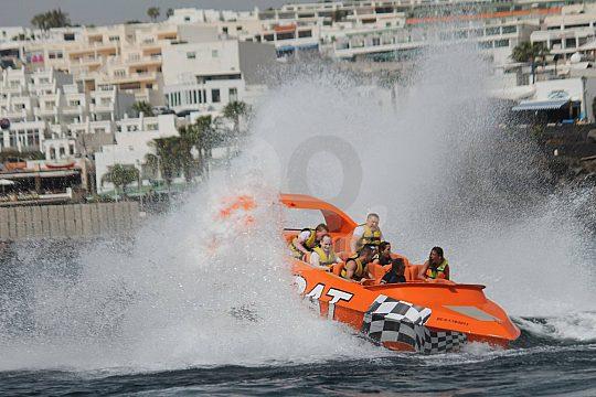 Speed Boat Lanzarote