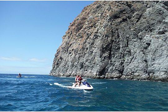 Explore Tenerife on the Jet Ski