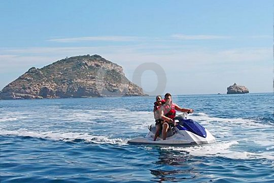Coastal Tour around Altea by Jetski