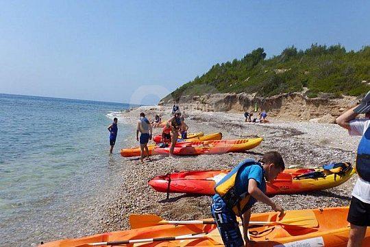 Kayak Tour La Ametlla de Mar