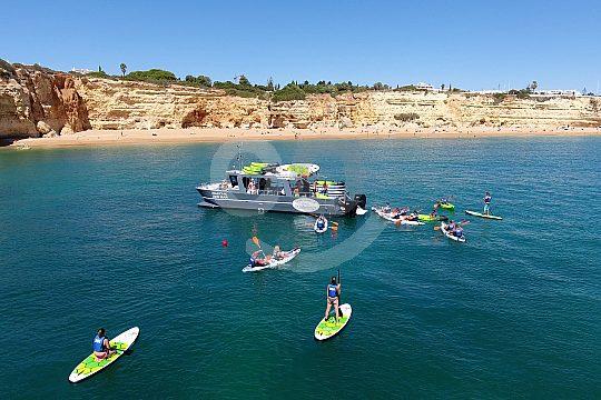 Benagil Kayak tour from Albufeira