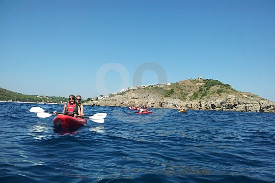 kayaking for the whole family