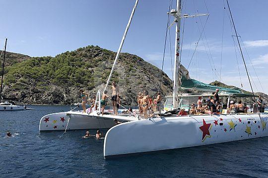 Catamaran Tour Port de la Selva