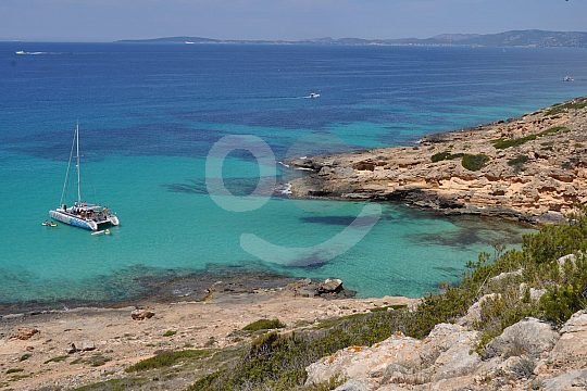 Bahia Catamaran Tour Mallorca