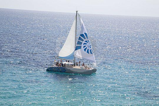 Bahia de Palma Catamaran Tour Mallorca