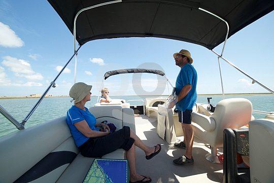 Boat Tour in The Algarve