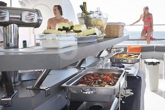 Open buffet