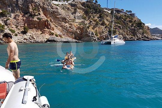 charter a catamaran in Santa Ponsa