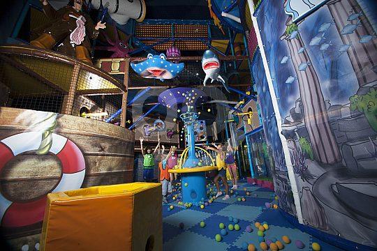 Play park Katmandu Park Mallorca