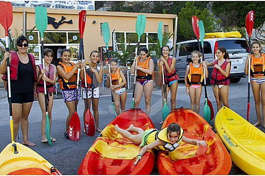 kursmitglieder kayak