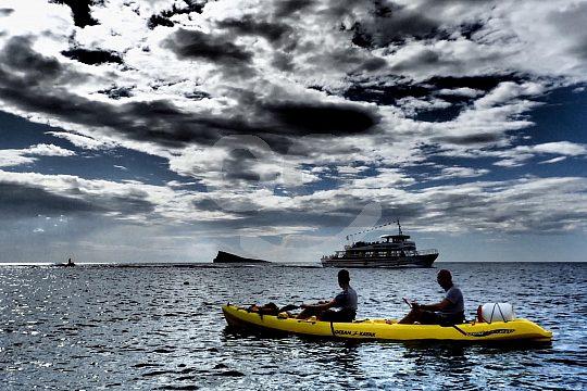 Benidorm Kayak-Tour für Anfänger