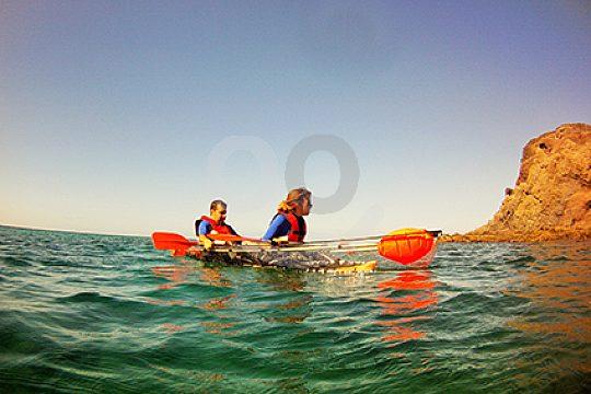 Lanzarote rent a kayak