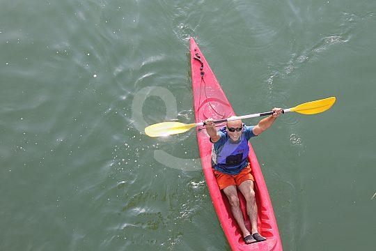 Ebro Delta kayak rental