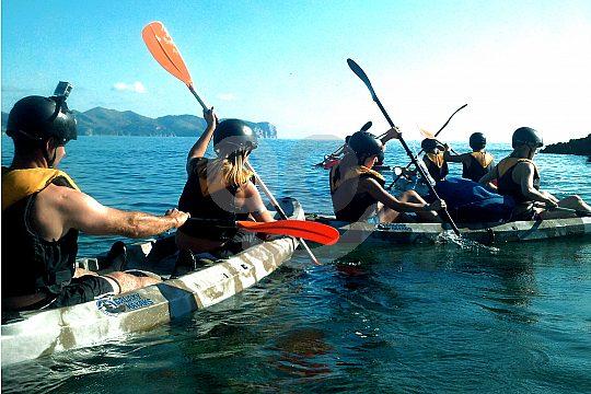 Kayak Mallorca Team Event