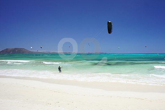 Fuerteventura kitesurf school