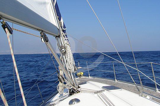 sailing in Tenerife