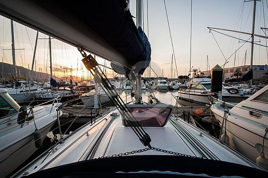 Bilbao sailing course