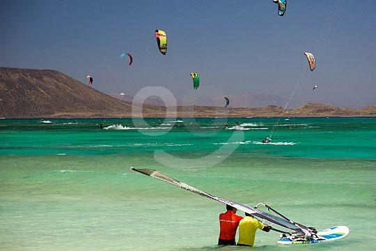 Fuerteventura Windsurf lessons