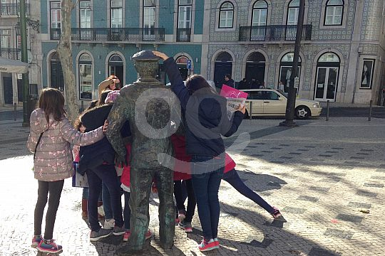sightseeing tour Lisbon for families