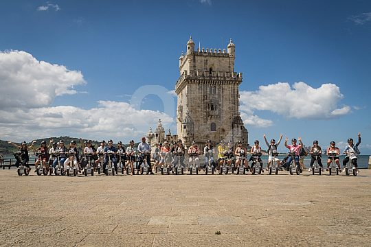 Sightseeing in Lisbon group