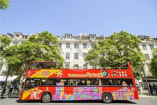 City Sightseeing Hop-on Hop-off Lisbon