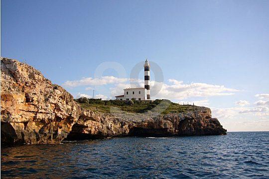 lighthouse of Portocolom