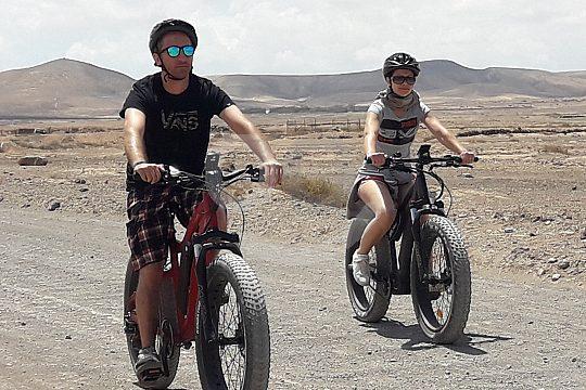 Fuerteventura auf dem Elektrofahrrad erkunden