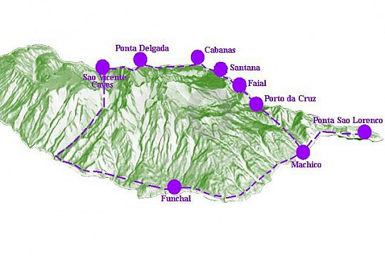 Madeira Caves Tour