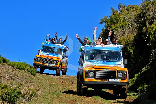 onJeep Tour in Madeira