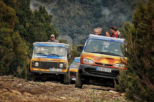 Jeep Safari in Madeira