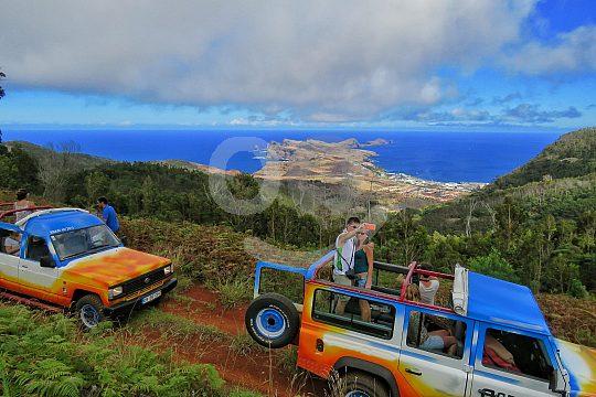 Funchal Jeep Tour