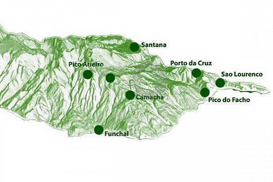 East Madeira Tour