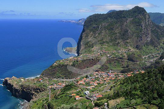 views from Pico do Areiro