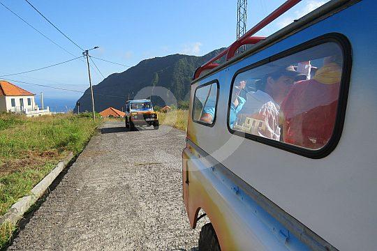 from Funchal on Jeep Safari
