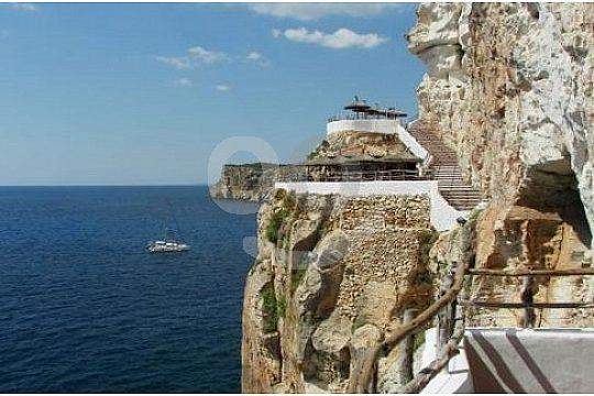 Cova d'en Xoroi tour Menorca
