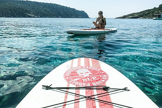 Stand Up Paddle Tour with Guide on Mallorca