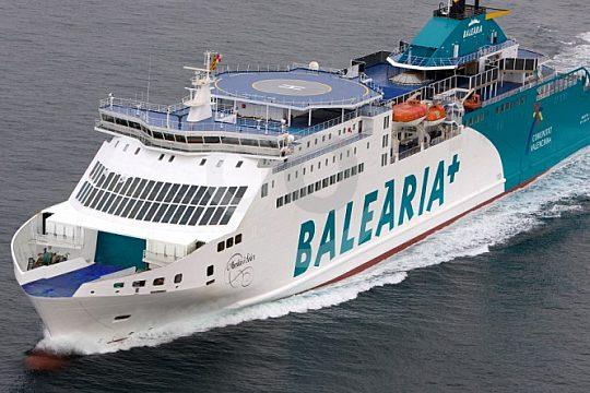 ferry mallorca menorca