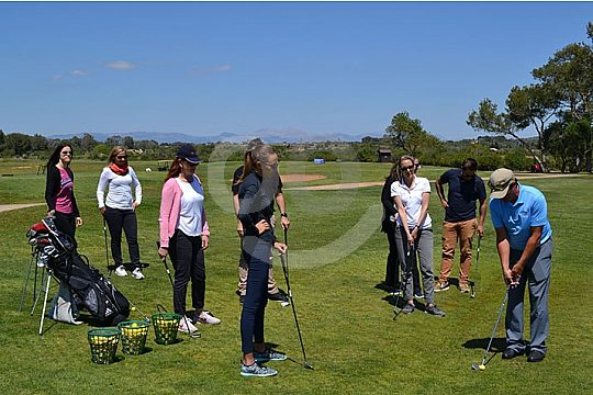 Learn how to play golf near Palma de Mallorca