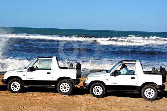 Mallorca jeep tour to the beach