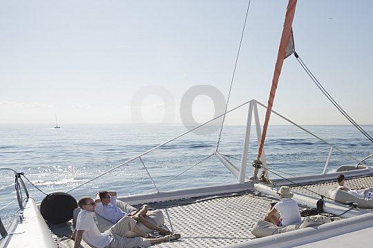 nets for sunbathing